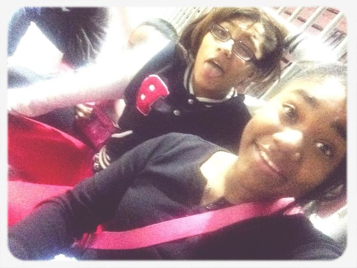 Basketball Game With Mesha