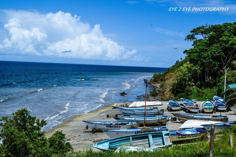 This beach, in my opinion, is not suitable for bathing. However, it makes an excellent fishing spot with a lot of salmon, large catfish and Tarpon present. EyeEmNewHere EyeEm Selects Breathing Space