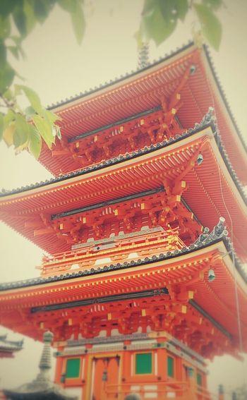 Japanese Temple Kyoto,japan Kiyomizu-dera