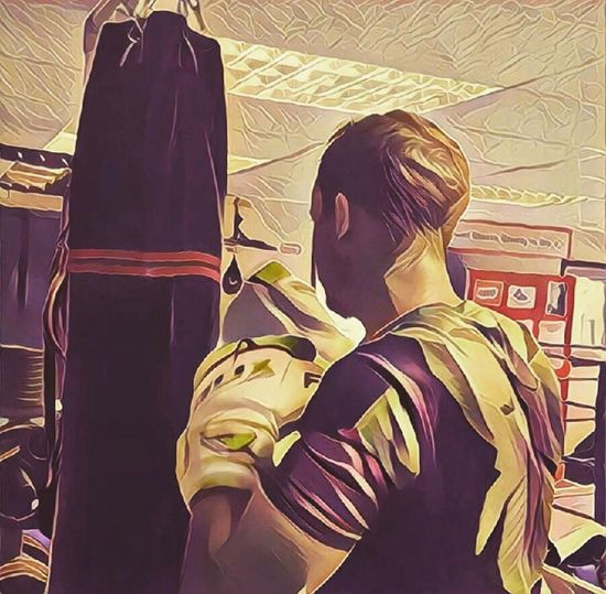 Boxing Boxing Dragonball Rdx