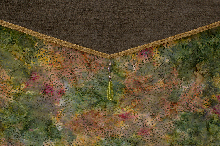 Fabric fun Background Designs Background Texture Close-up Fabric Fabric Design Fabric Detail Fabric Texture Gold Lace No People Tassel Decoration Tassels Texture And Surfaces