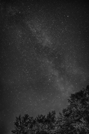 Astronomy B&w