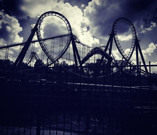 First Eyeem Photo Rollercoaster Amusementpark Kings Island Trip Rides Simple Photography Photography IPhone Iphonephotography Randomshot IPhoneography Taking Photos Enjoying Life Check This Out