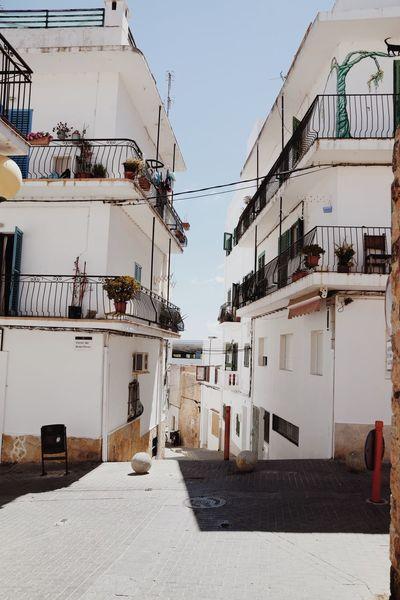 Architecture Ibiza Sky Streets SPAIN VSCO Vscocam Explore Tourism Wanderlust