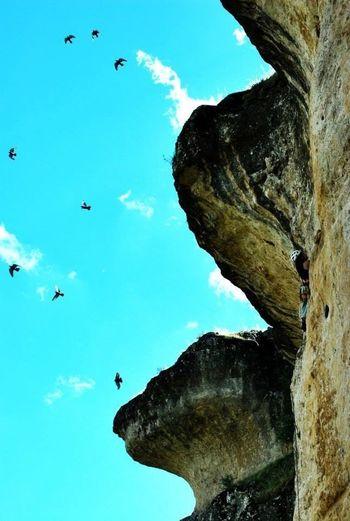 Isa Escalar Climbing Impossible Moments