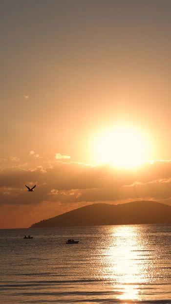 Sunset Istanbul - Bosphorus Landscape Skylovers