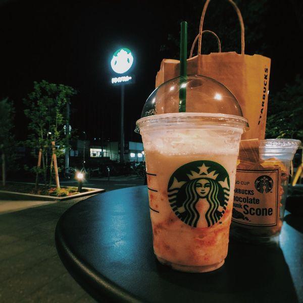 Starbucks Night Momentlens Momentwide