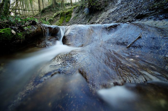 Adventure Creek Forest Long Exposure Moss Nature Nd Stop Filter Outdoors Quiet Moments Slow Shutter Tree Water