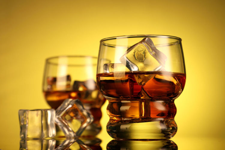 Chilled Whiskey