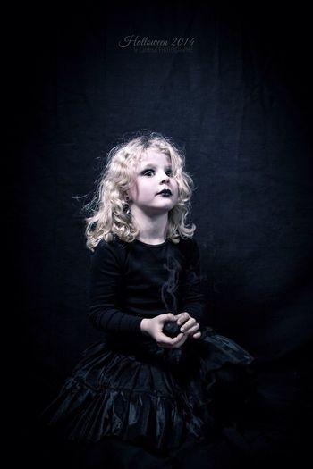 Happy Halloween ;) Halloween Kids Witch Davidlecardinal