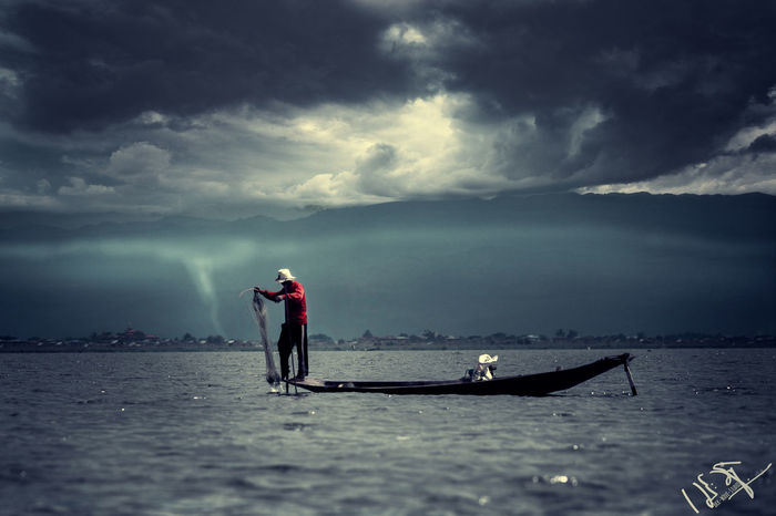 fishing. Live For The Story