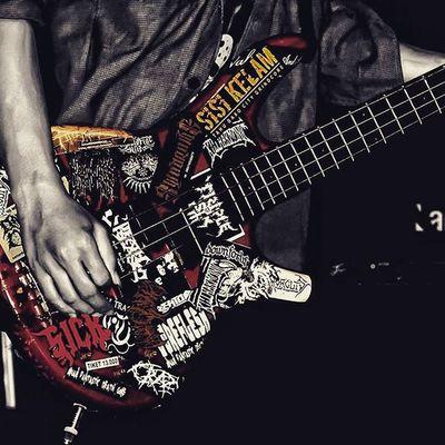 -All About That Bass Pencabik Bass Stickers IndieBand Localbrand Grassroots Music Musician Bassist