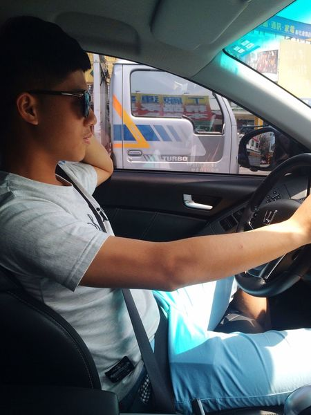 罪惡男 Driving On The Road Morning Noon Today's Hot Look Hot Day Enjoying Life Monday