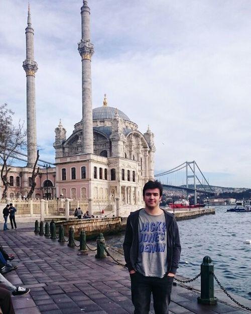 Ortaköycamii Boğaz Köprüsü Istanbul Turkey