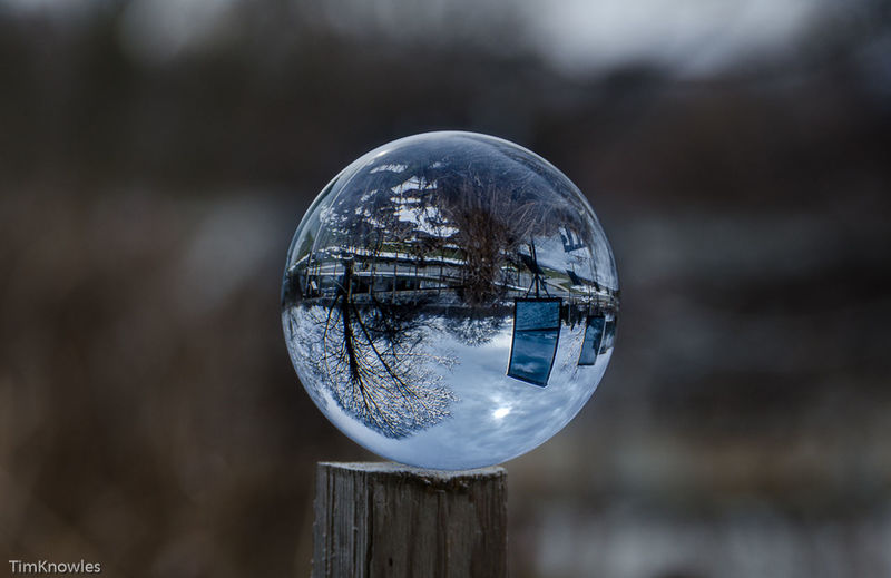 Crystal Ball Taking Photos Enjoying Life NikonLife Out And About Ontario, Canada In The City Nikon D7000 Canada Canada Coast To Coast EyeEm Best Shots London Ontario Winter_collection Being Creative. Taking Photos
