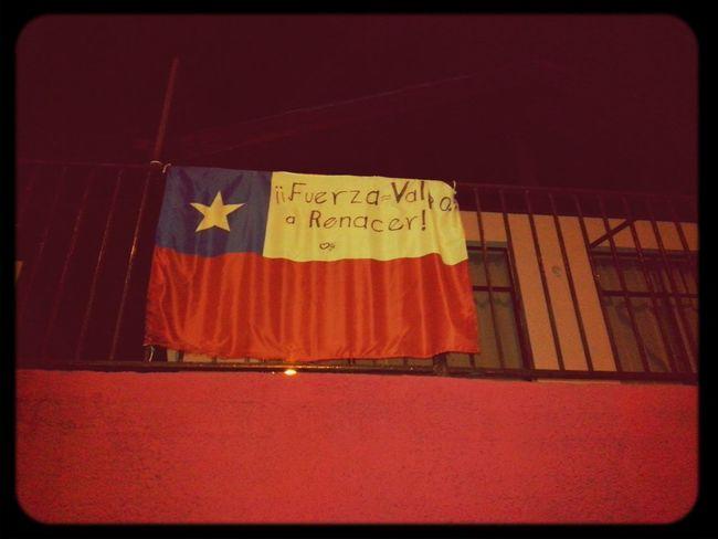 hermoso <3 Valparaíso FuerzaValpo!