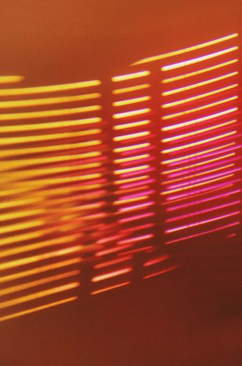 Close-up of sunlight falling on wall