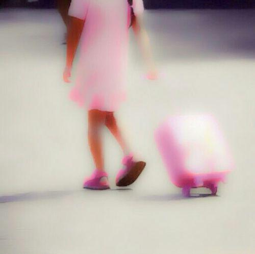 People Girl Summer Pink Summergirl