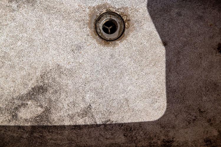Sewerage hole