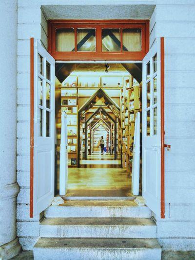 Bookstore Of University At The Bookstore At University Door Doorporn Doorway Taking Photos From My Point Of View
