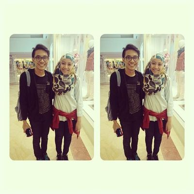 I will start to missing you, Azrie. Thank you for your very hard work and good cs on SF :) UQ