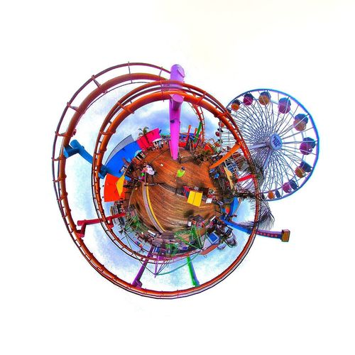 In the Circle Tinyatlas LittlePlanet Tinyplanet 360captur 360 Photo 360 Planet 360 Phography 360 Degree 360° 360 Panorama 360 White Background Studio Shot Multi Colored Geometric Shape Circle Close-up Shape Art And Craft People Abstract Design Creativity Digital Composite