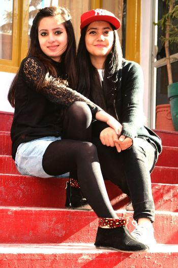 Friendship. ♡   Cuties <3 Hotties