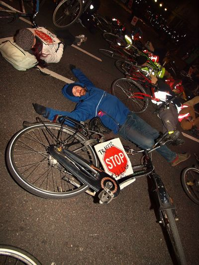 Stop Killing Cyclists. Vigil +Die-In. To honour cyclist killed by a heavy goods vehicle on Pentonville Road. Islington Town Hall. Upper Street. Islington. 08/11/2017 Vigil Islington Protest Olympus Cyclist Protest Politics And Government London News London Cycling Campain Steve Merrick Stevesevilempire London Stop Killing Cyclists Cyclists Cycling Protestor Zuiko