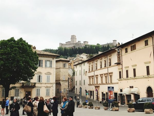 Assisi Castle Nice Day Chill First Eyeem Photo