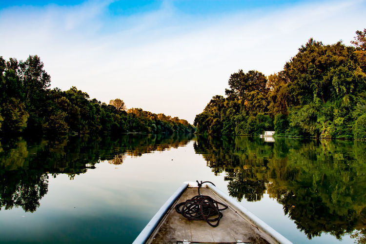 Boat Nature