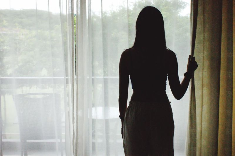 Hotel Silhoutte Photography Silhouette Model Women Lifestyles