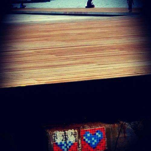 Thessaloniki Greece Leoforos Nikis Hearts Broken Heart Walking Around The City