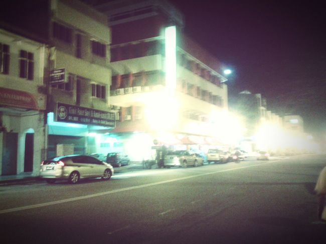 Light shine our life ?? . And the most beutiful light is in our town ? to light our road ??????