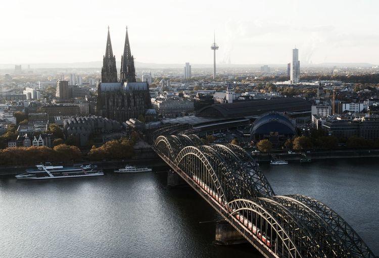 Cologne at its