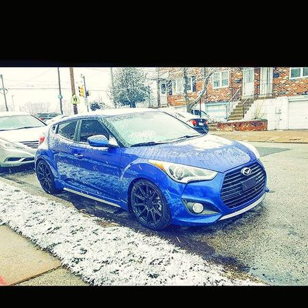 8-12 inches expected this upcoming weekend..... Brace yourselves!! Hyundai Veloster Velosterturbo Kdm Boosted Turbo Dailydriven Hatch Hatchsociety Variantvelosters Kdmloyalty Kdmkings Veloster_addicts Velosterturborspec Kdmlegacy Kdmstance Kdmracing Rspec