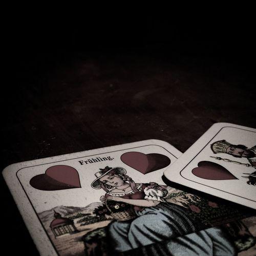 Cards Love Loveistheanswer Heart