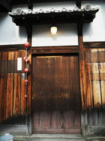 Oddly divided Door Wood - Material Architecture Building Exterior Wooden Door Entranceway Entrance Door Closed Door Sunset Colored Wood Detail Traditional Architecture Traditional Building Traditional Door Authentic Nara,Japan On The Street Knock Knock The Architect - 2017 EyeEm Awards