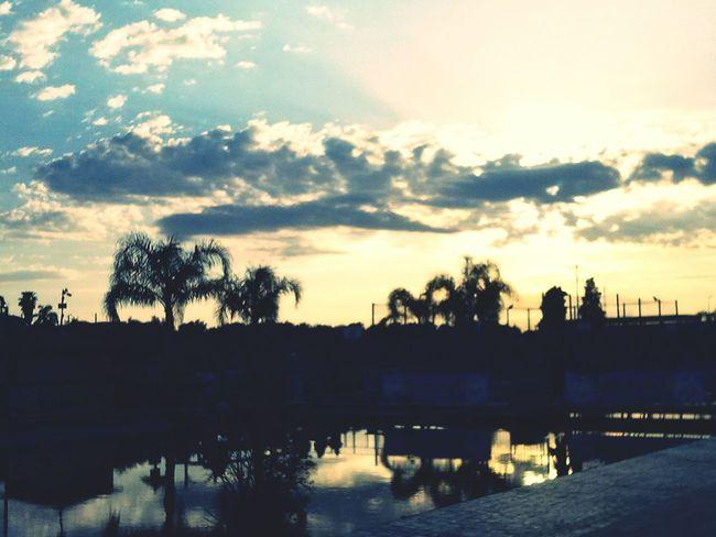Sky Paesaggio Sunset Eyem Nature Lovers