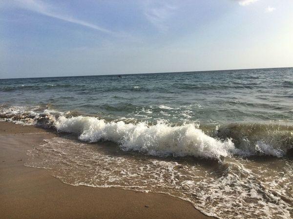 Ocean Beautiful Puerto Rico Rincon Waves