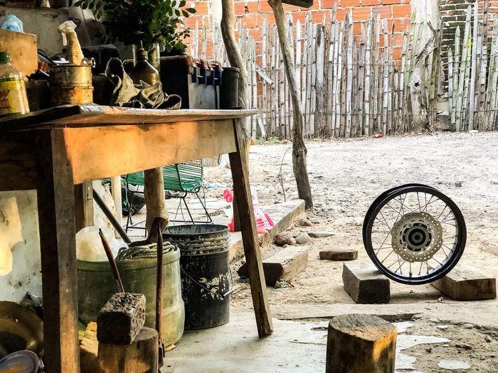 Day Wheel Tire