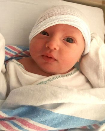 Newborn Baby Boy , Single Stare Can Can Change A Life