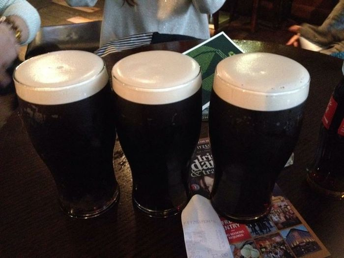 How You Celebrate Holidays With The Perfect Pint Of Guinness