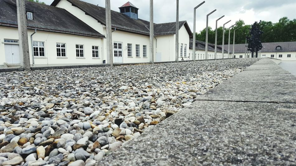 Taking Photos Check This Out Hello World Walking Around Germany Dachau Containment Camp Jews Sad Ghastly Unbelievable