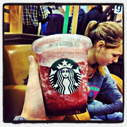 Starbucks is my god!?