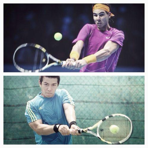 Rafael Nadal Tennis Troy