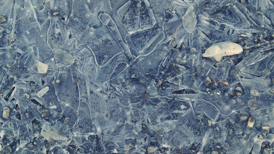 アリノママノInspiration Winter Wonderland Iced On The Road