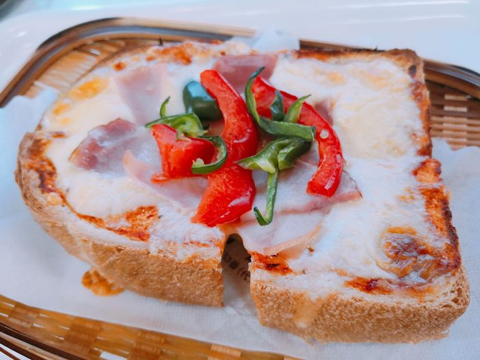 good morning Pizza Toasted Bread City Food And Drink