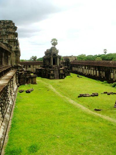 Angkor Wat, July 2012 Herritage Angkor Wat Cambodia Throwback