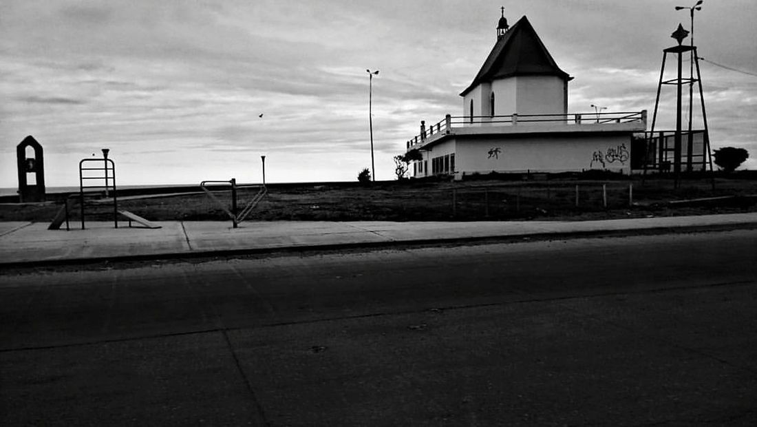 Built Structure No People Architecture Outdoors Day Building Exterior Sky EyeEmNewHere The Week On EyeEm Comodoro Rivadavia Comodoro Rivadavia Chubut