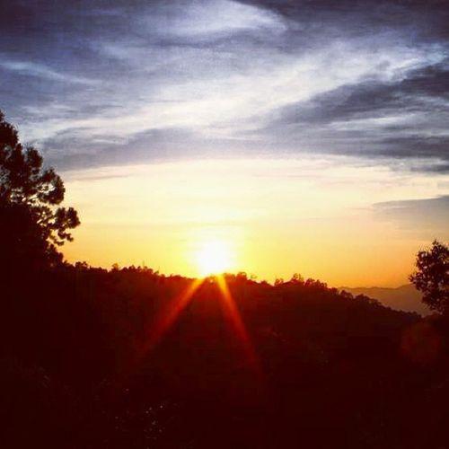 Adventure Thailand Pai Mopedmission Sunset Mountains Beautiful Followme Awesome Love Lifeisajourney